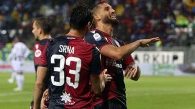 Cagliari Udinese Pavoletti goal