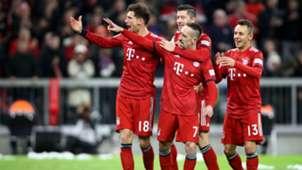 Franck Ribery Bayern Munchen 1 FC Nurnberg Bundesliga 08122018