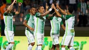 Atlético Nacional vs Medellín Liga Águila 2017-I