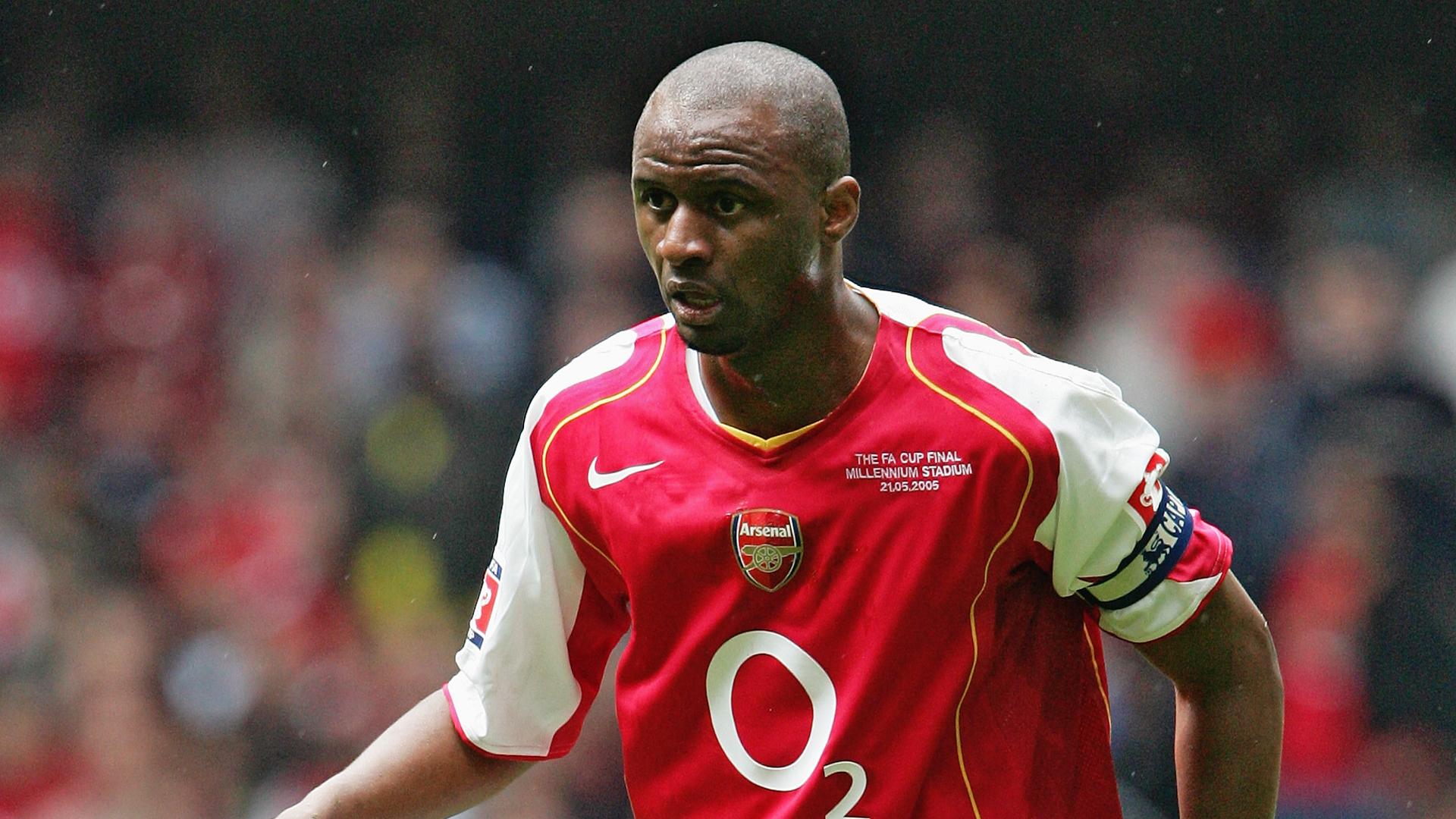 Patrick Vieira, Arsenal