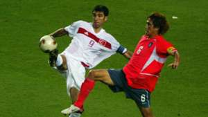 Hakan Sukur - Yoo Sang-chul | Turkey - South Korea | WC 2002