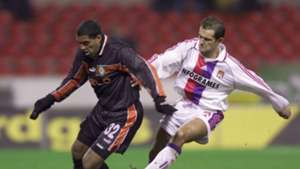 Ailton Jacek Bak Werder Bremen Lyon 1999