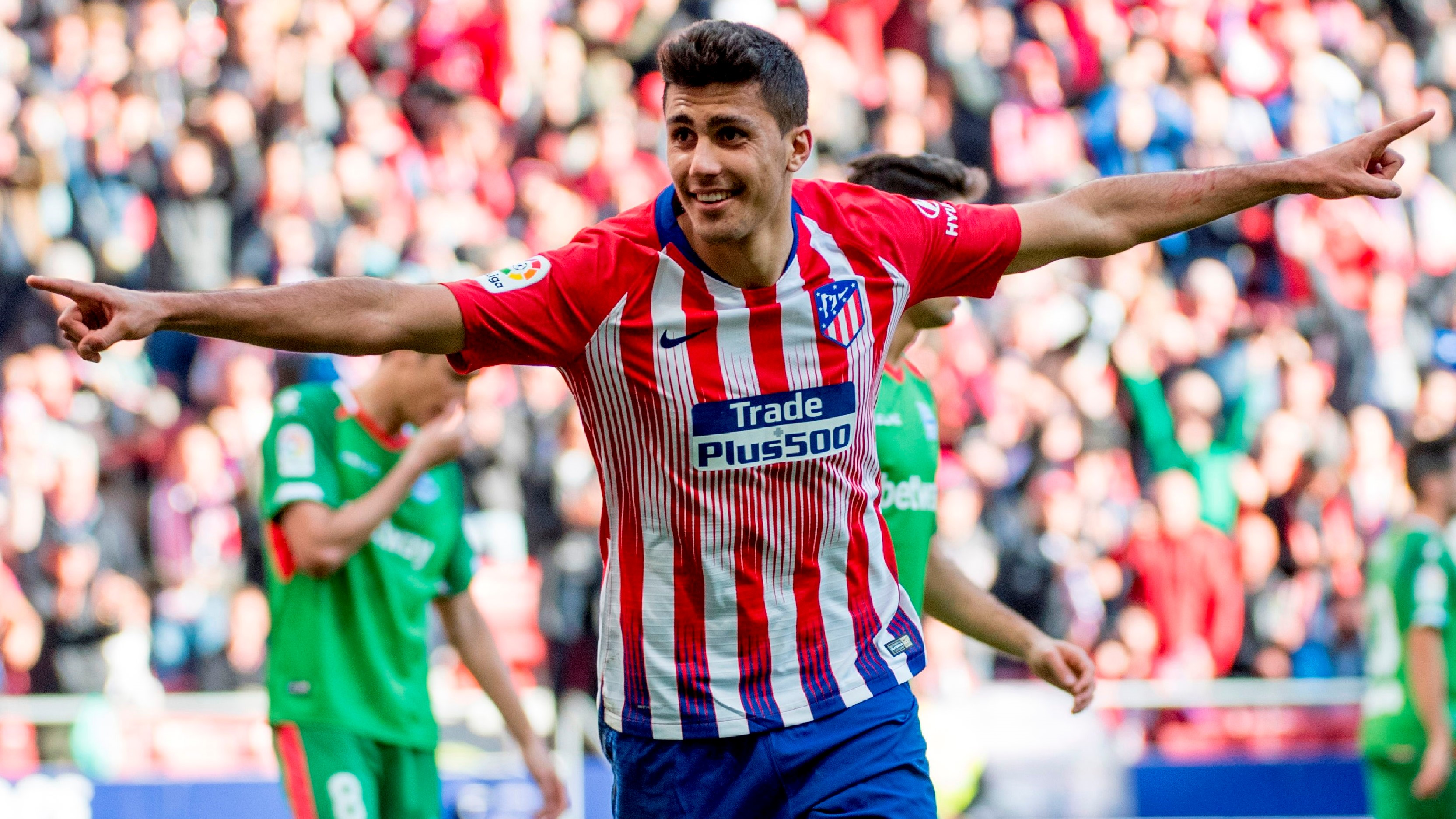 Rodri Atletico de Madrid Alaves LaLiga 08122018