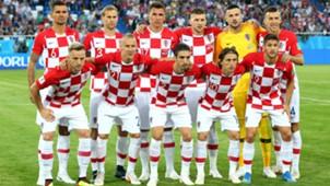 Kroatien 2018 WM Kader Ergebnisse Tabelle Highlights