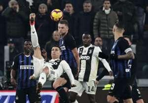 Ronaldo Juventus Inter
