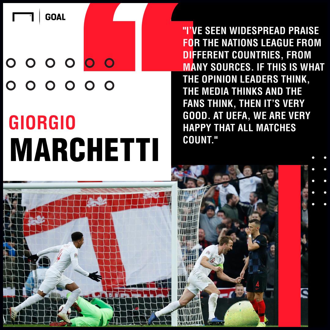 Giorgio Marchetti Nations League PS