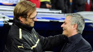 Klopp Mourinho