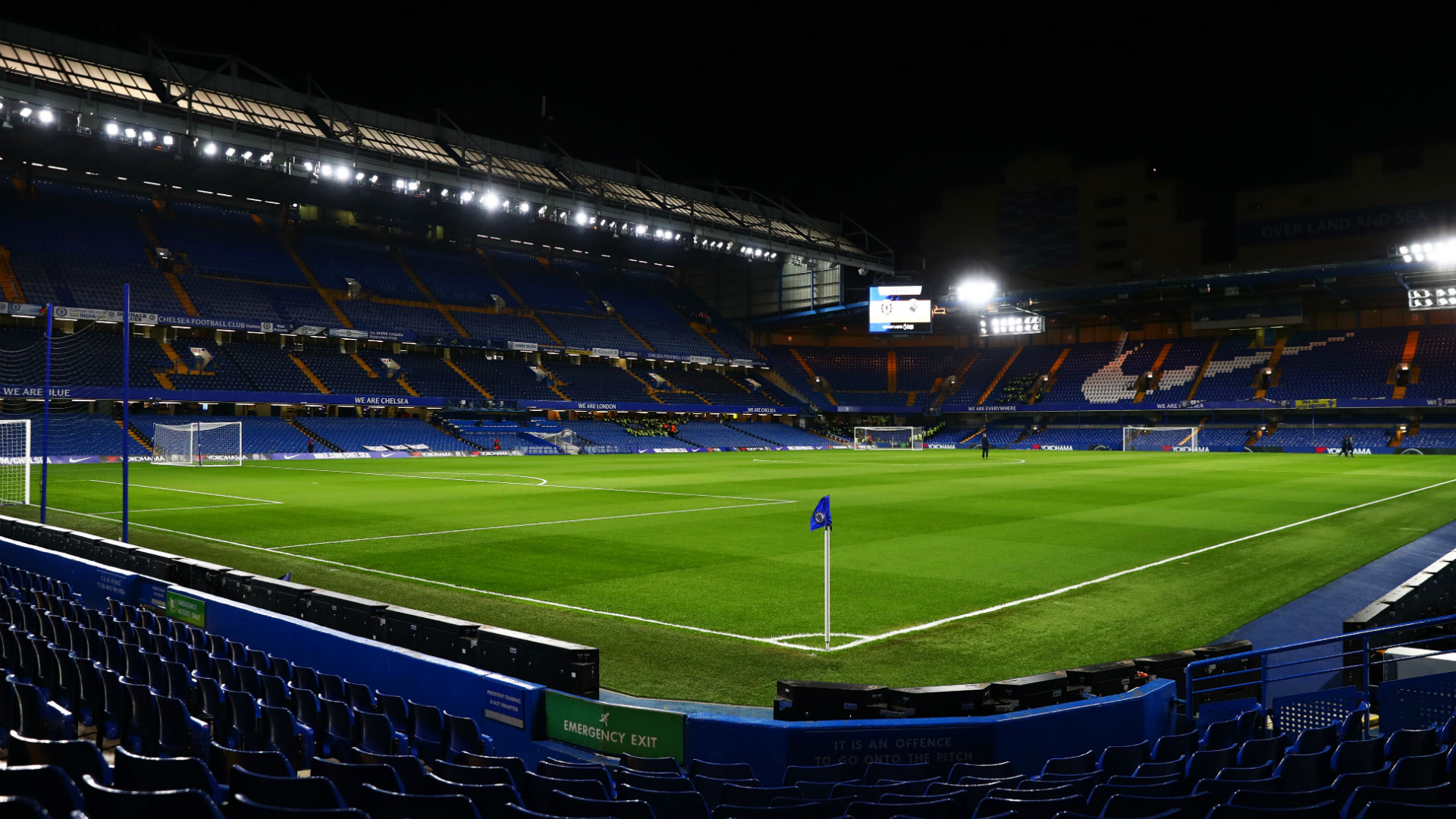 Stamford Bridge Chelsea general view