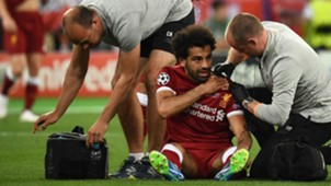 Mohamed Salah Real Madrid Liverpool UCL