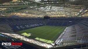 Veltins Arena - PES 2019