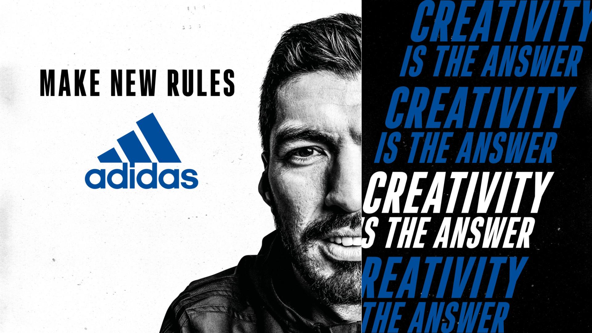 Luis Suarez Adidas