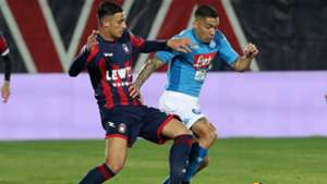 Rolando Mandragora Allan Crotone Napoli Serie A