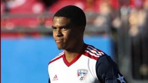 Reggie Cannon MLS FC Dallas