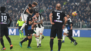 Daniele Rugani Juventus Atalanta Serie A