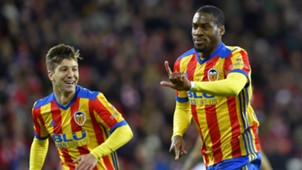 Vietto Kondogbia Athletic Valencia LaLiga