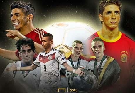 Torres, Aquilani, Selke und Co: So erging es den U19-Stars
