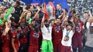 Alisson Liverpool Tottenham Champions 01 06 2019