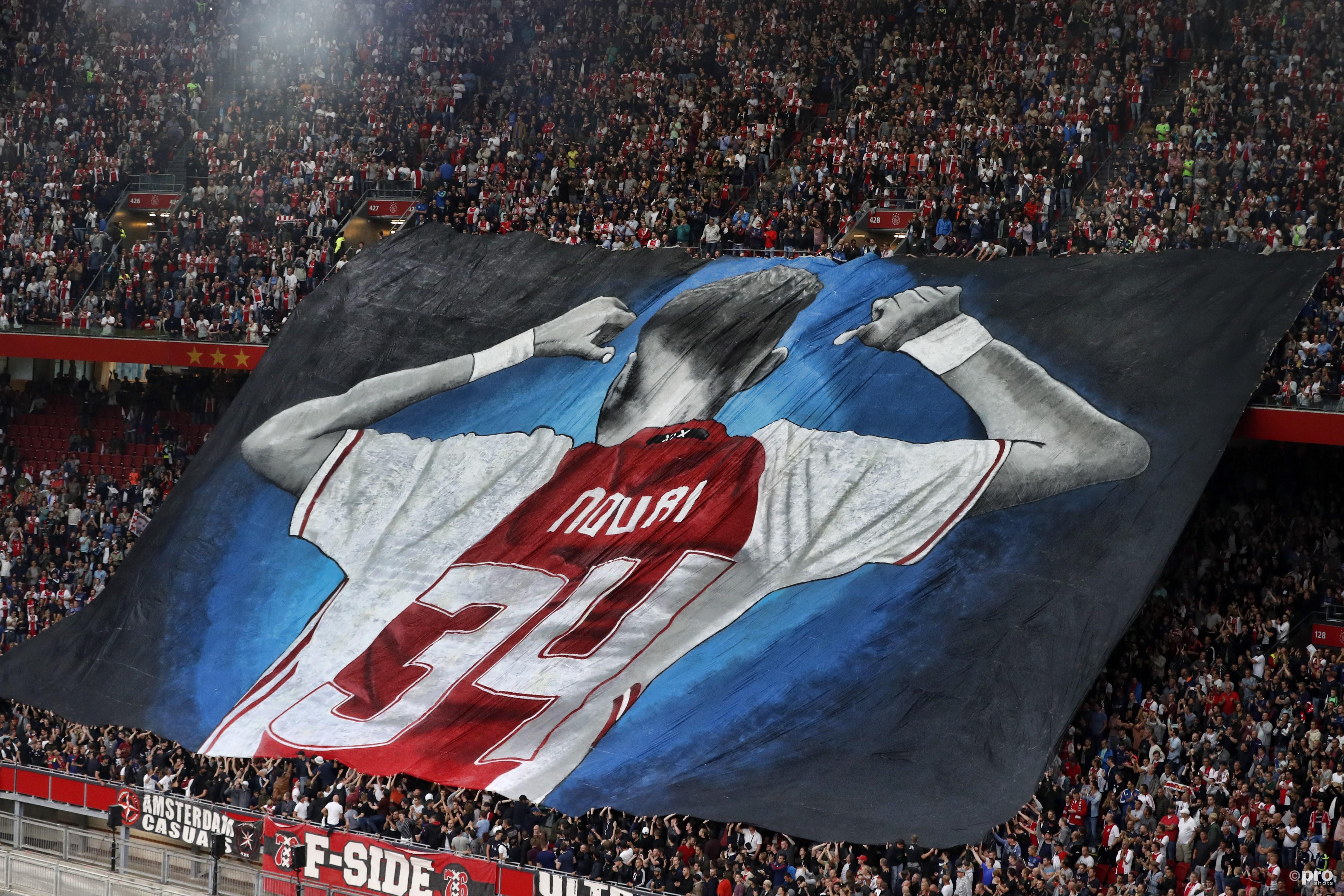 Ajax-Juventus, arrestati tifosi bianconeri nei pressi dello stadio