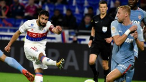 Nabil Fekir Lyon Monaco
