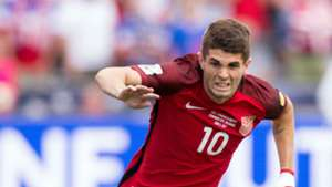 Christian Pulisic USA WC Qualifying 060817