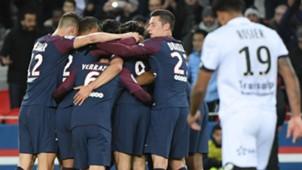 PSG Dijon Ligue 1 17012018
