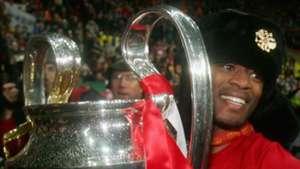 Patrice Evra Man Utd 2008