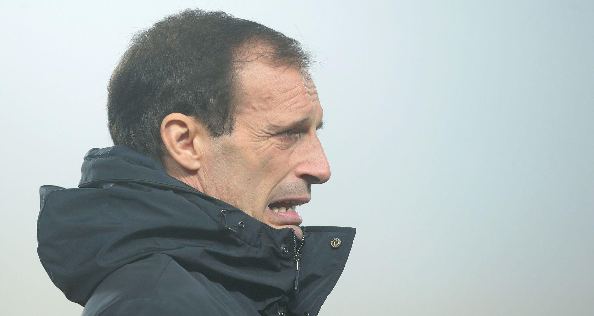 Atalanta-Juventus 0-1, Allegri: