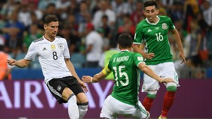 Leon Goretzka, Germany Mexico, Confed Cup, 29062017