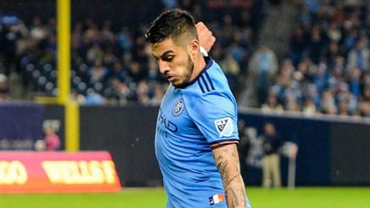 Ronald Matarrita New York City FC MLS