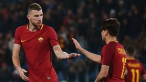 Dzeko Ünder Roma Benevento 02112018