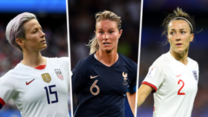 Women's World Cup Team of the Tournament: Bronze and Rapinoe star as Morgan misses out