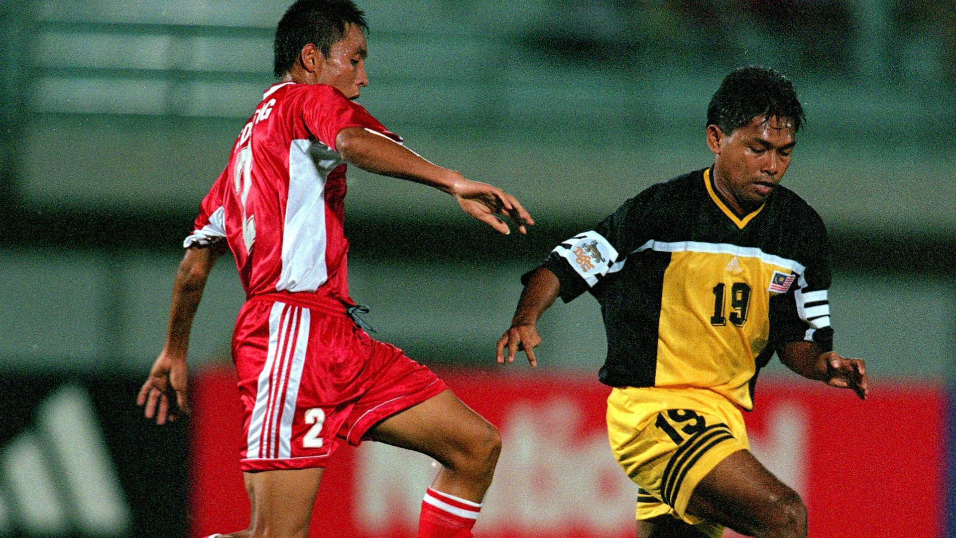 Azman Adnan, Malaysia, Tiger Cup 2000
