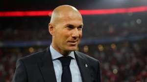 Zinedine Zidane Bayern Munich Real Madrid UCL 25042018