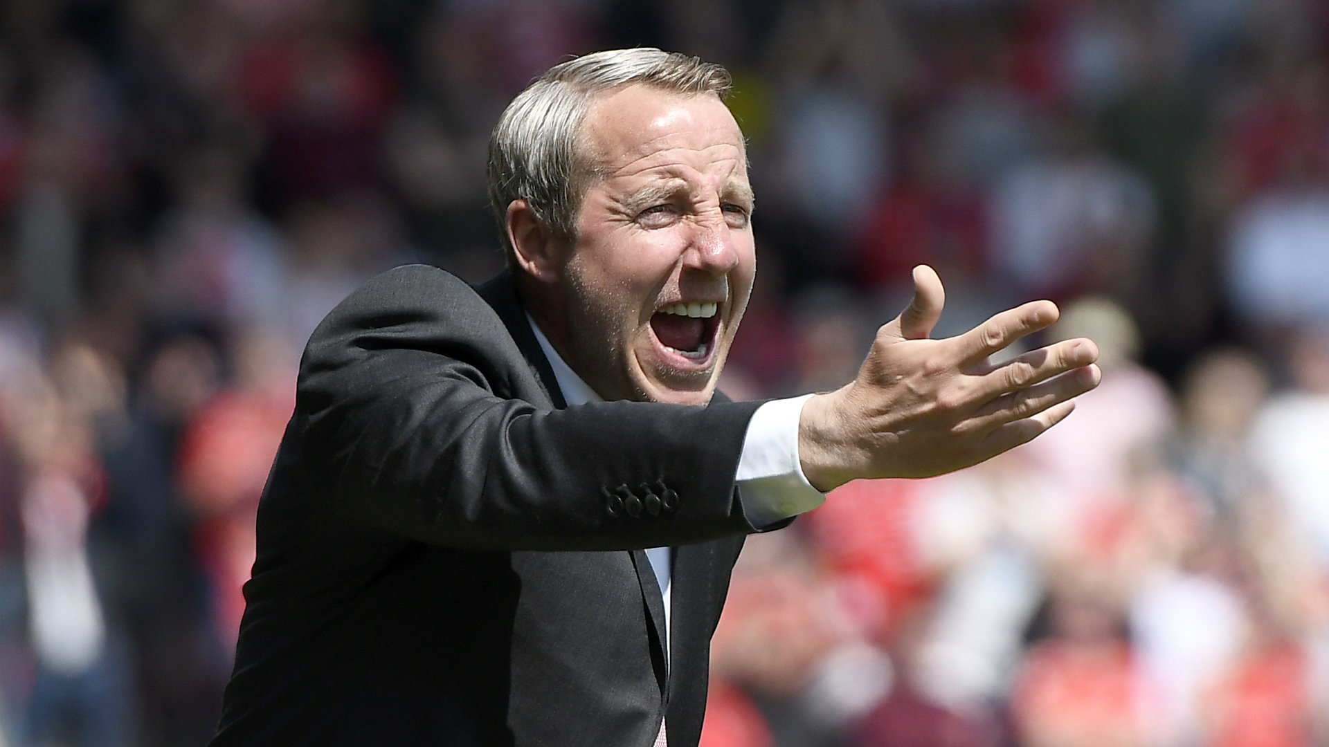 Lee Bowyer Charlton manager 2018-19