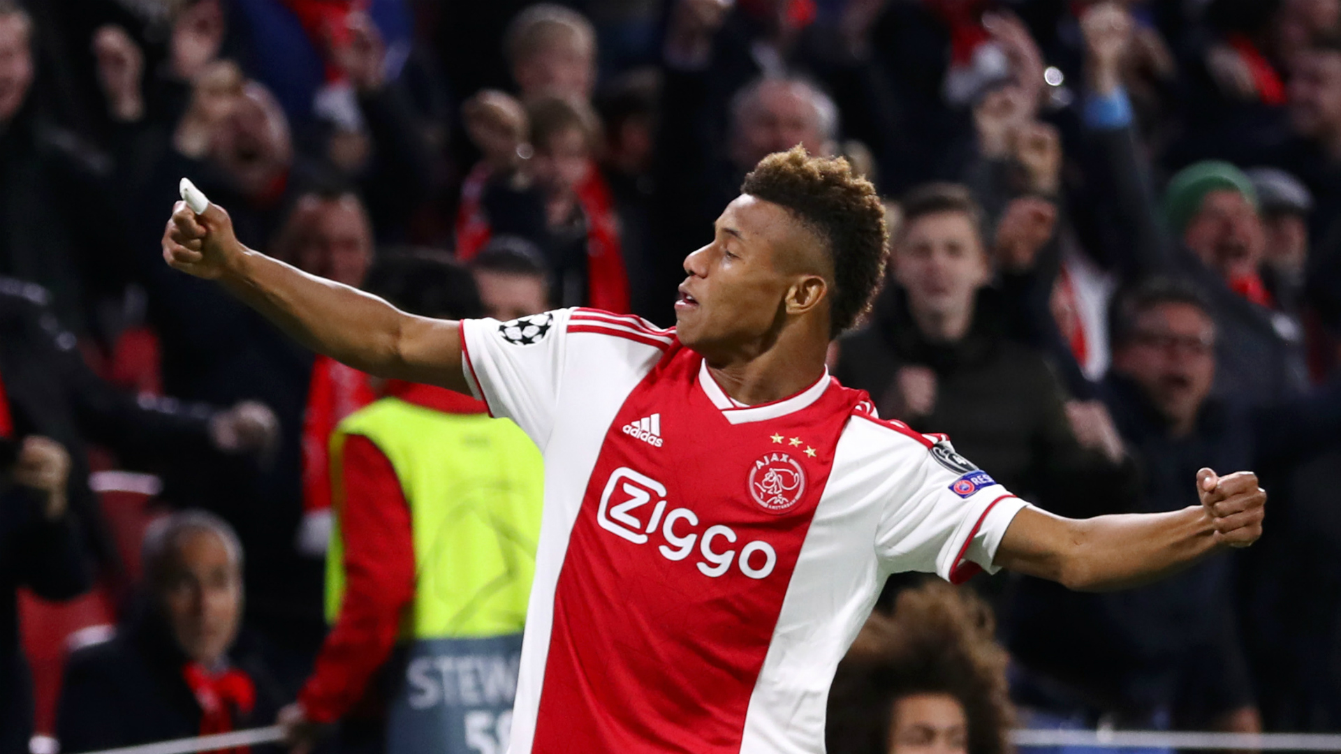 David Neres Ajax Juventus Champions League