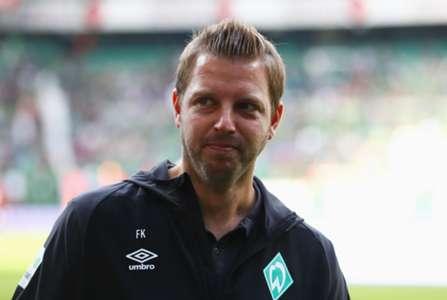 Florian Kohfeldt Werder Bremen 1 FC Nurnberg 16092018