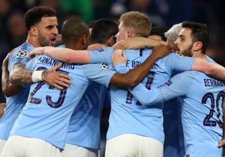 Alarm bells ringing for sloppy City despite Schalke comeback
