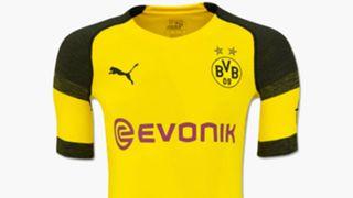 Borussia Dortmund home kit 2018-19