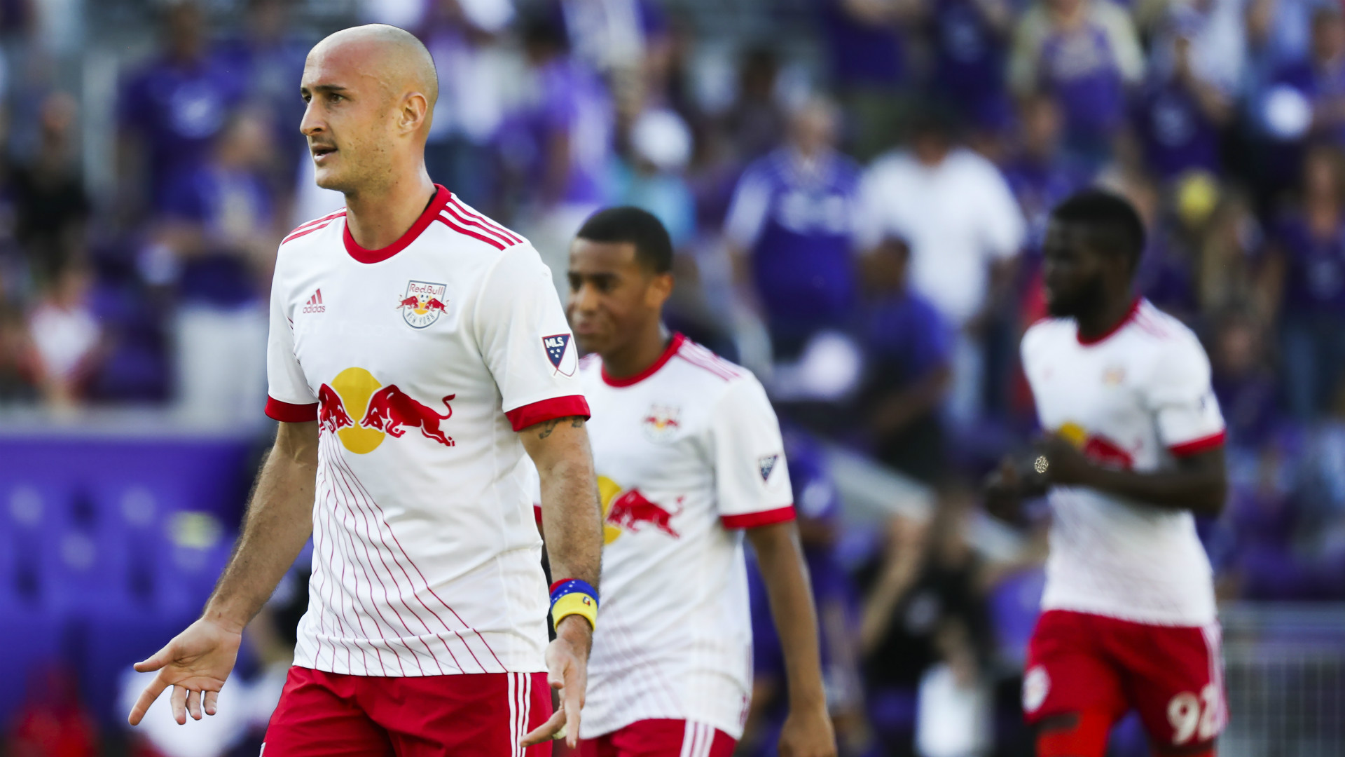 Aurelien Collin New York Red Bulls