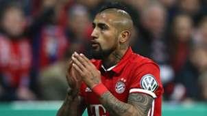 Arturo Vidal Bayern Munich