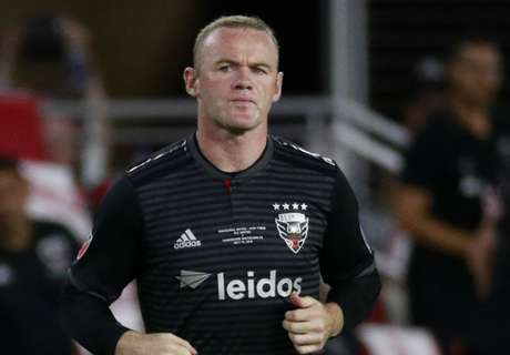 Rooney picks up assist in MLS debut win