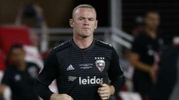 Wayne Rooney D.C. United MLS 2018