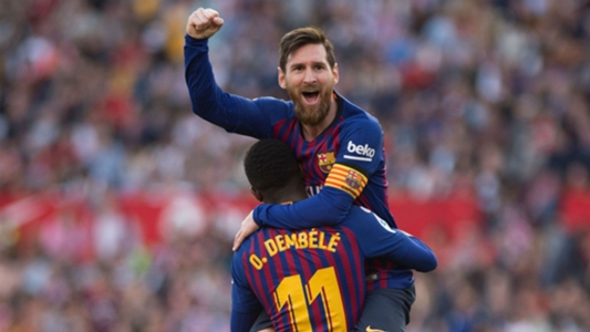 d51b4db1c96 Lionel Messi news  Argentine scores 50th career hat-trick in Barcelona win