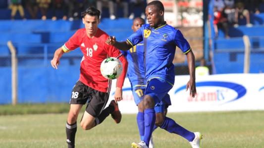 Tanzania v Rwanda.