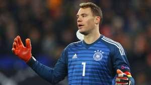 Manuel Neuer Germany Netherlands