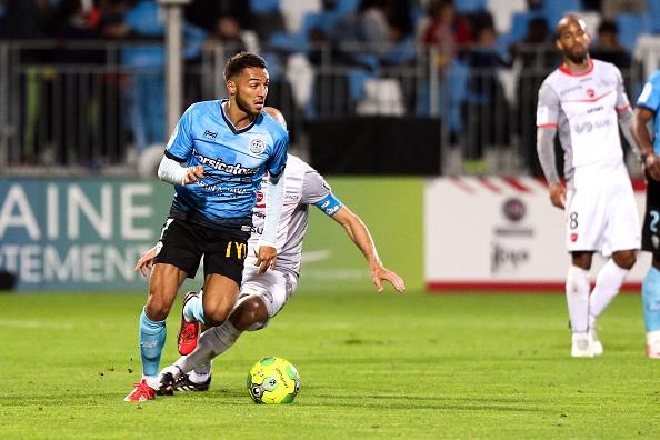 Haris Belkebla Tours Ligue 2