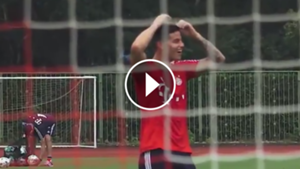 Play James Rodriguez Goal Bayern