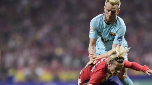 Rakitic Griezmann Atletico Madrid Barcelona LaLiga