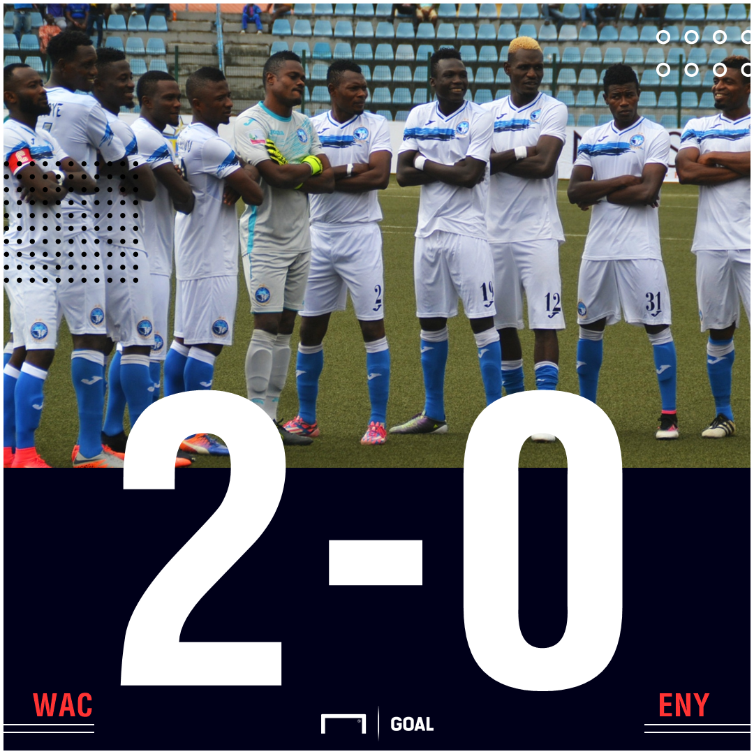 Enyimba Williamsville scoreline PS
