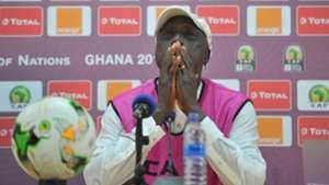 Ghana women coach Bashir Hayford